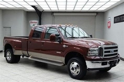 sell   ford  diesel  dually king ranch fx