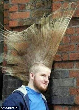 Worlds Craziest Hair Dos by World S Worst Hairstyles Revealed Including The Chopper