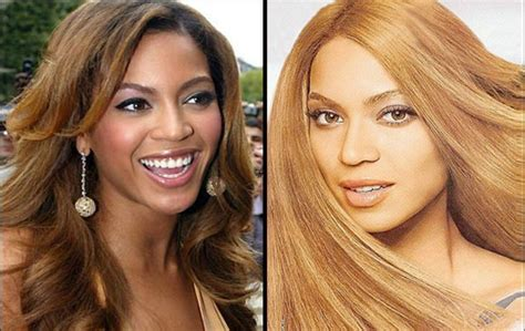 beyonce skin color 8 cases where a black was whitewashed for a