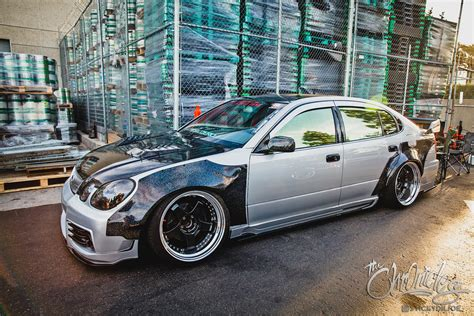 custom lexus gs400 ca 98 gs400 showcar custom paint interior airlift