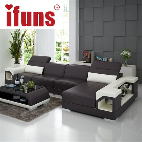 modern leather corner sofas popular corner sofa design buy cheap corner sofa design