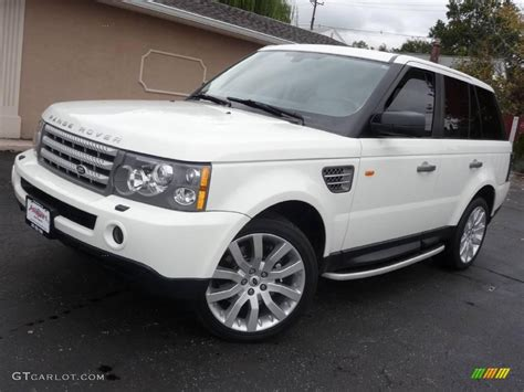 land rover supercharged white 2006 range rover sport white www pixshark com images