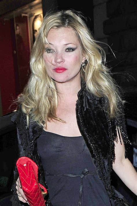 Kate Moss Spices Up by Kate Moss At Chinawhite With Hince Zimbio