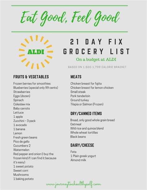 sle meal plan grocery shopping list for the 21 day fix grocery list for 21 day fix aldi meal plan food