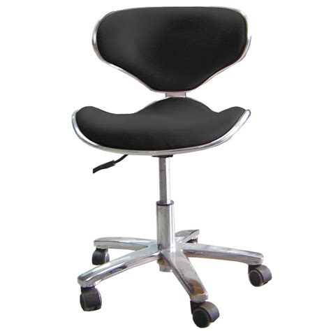 Manicure Stool by Spa Direct Style Technician Stools Low