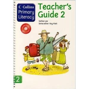 collins primary literacy 9780007226665 primary literacy teachers guide 2 authored by kay hiatt and brenda stones