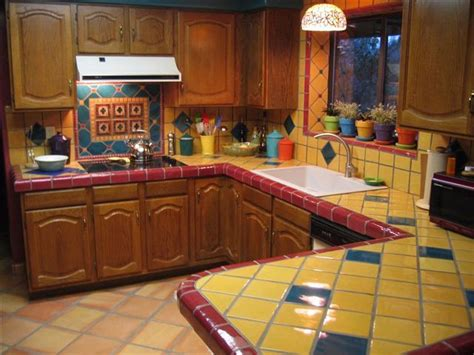 mexican tile kitchen ideas 17 best images about mexican style decor on pinterest