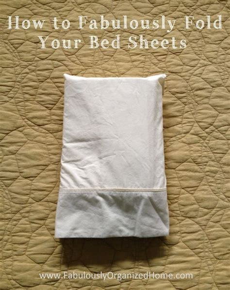 how to fold bed sheets best 25 fold bed sheets ideas on pinterest