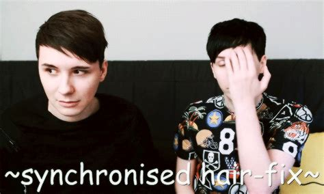 4 cute back to school hairstyles promise phan image phan synchronized hair gif degrassi wiki