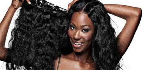 black extensions hair hair extensions for black