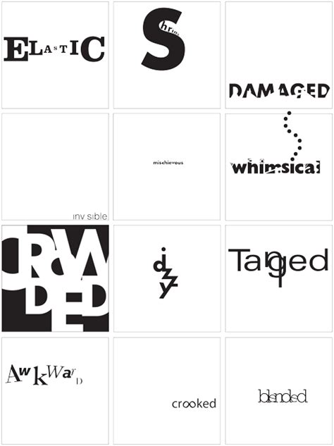 typography in word 5 best images of expressive word as image typography expressive words typography word graphic