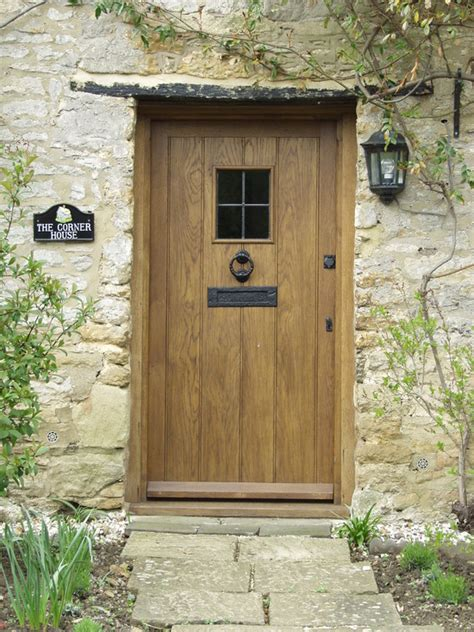 Cottage Style Entry Door Design Pictures Remodel Decor Cottage Doors Exterior