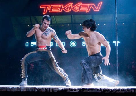 film action hot terbaru what did tekken developers think of the tekken movie