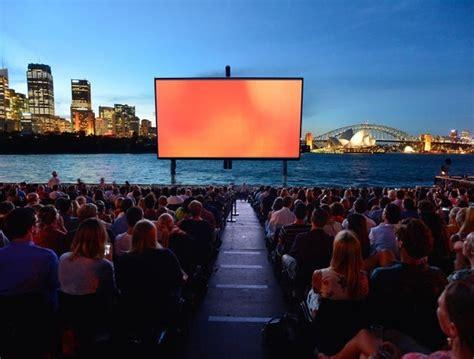 Open Air Cinema Botanical Gardens Sydney St George Open Air Cinema Cinema Treasures