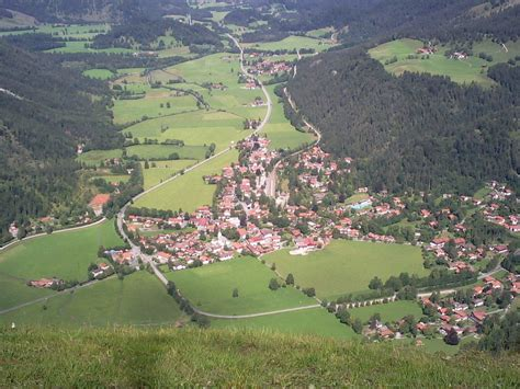 Wellnesshotel Bayrischzell by Bild Quot Blick Auf Bayrischzell Vom Oberen Sudelfeld Quot Zu