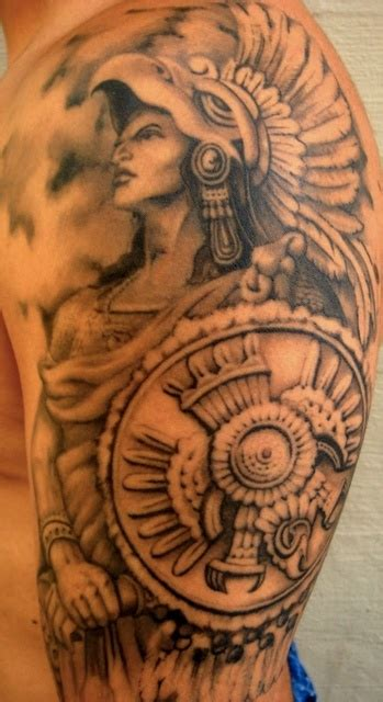 inca warrior tattoo www pixshark com images galleries