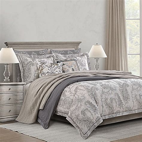 bridge street estate vintage paisley comforter set bed