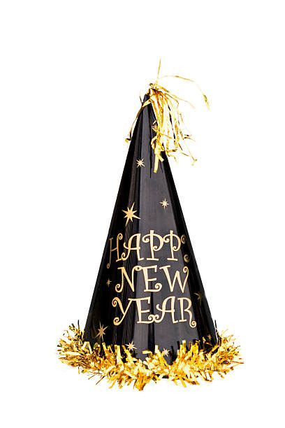 year clipart party hats  horns   cliparts  images  clipground