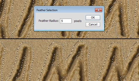 sand typography photoshop tutorial how to write in the sand in adobe photoshop
