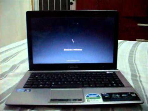 S C Laptop Asus K43e problema notebook asus a43e