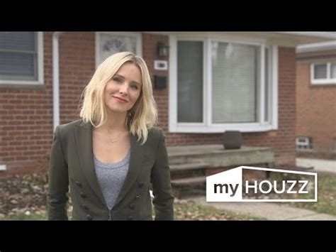 my houzz channel my houzz kristen bell s renovation for