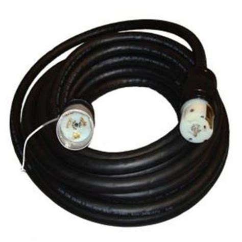 generac 75 ft 50 generator cord 6391 the home depot