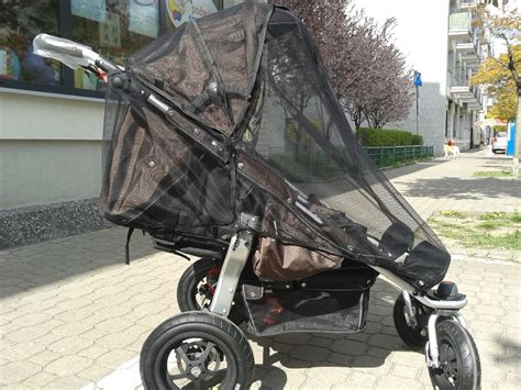 baby jogger moskitiera  wozka city mini double gt