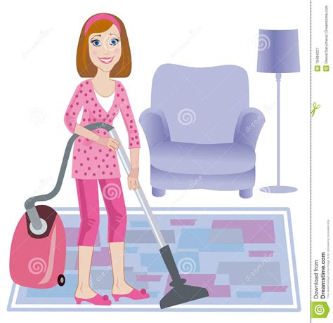 clean up room cleaning up of room stock vector image of carpet beautiful 19484227