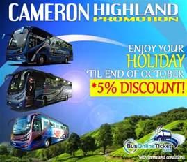 Car Rental Singapore To Cameron Highlands Kuala Lumpur To Cameron Highlands By Unititi Express And