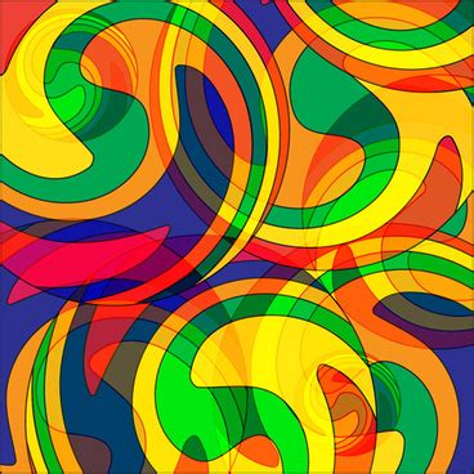 colorful glasses colorful glass hearts free vector in adobe illustrator ai