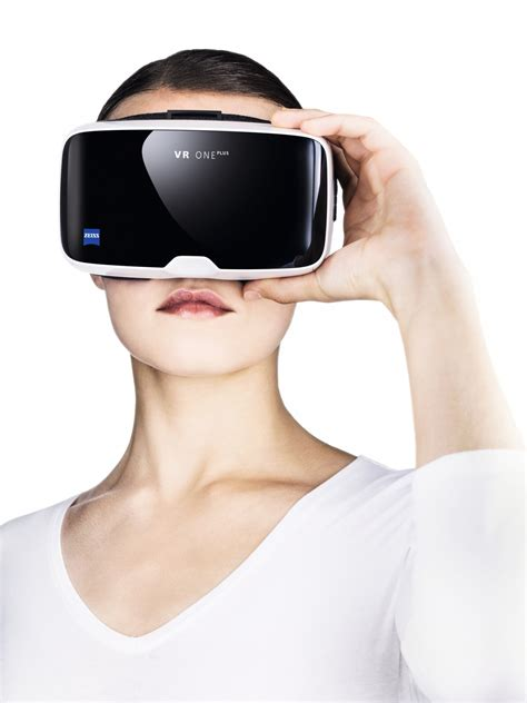 Zeiss Vr One zeiss unveils vr one plus headset updated