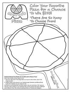 Marco S Pizza Gift Card - 1000 images about marco s pizza s pizza month coloring challenge on pinterest