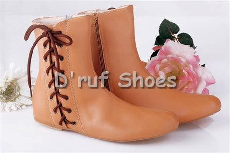Promo Sepatu Olahraga Wanita Wedges Cantik Korea Cewek Cewe Sepatu Boots Korea Sepatu Boots Wanita Druf Sepatu Boots