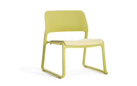 Chair With Pad by Spark Lounge Chair With Seat Pad Design Within Reach