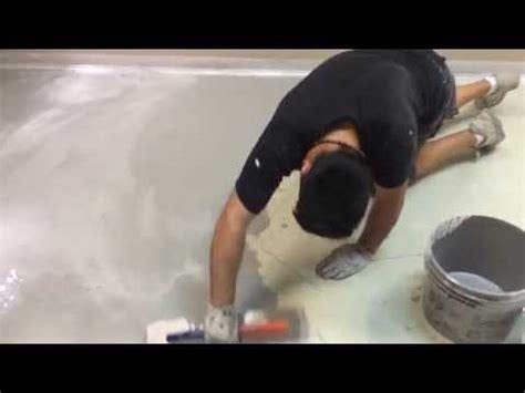 come si fa un pavimento in resina come realizzare un pavimento in resina fai da te fai da