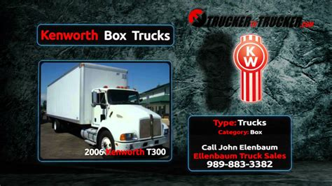 kenworth shop kenworth box trucks for sale shop kw box trucks