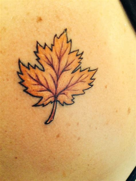 leaf tattoo design leaf tattoos styler