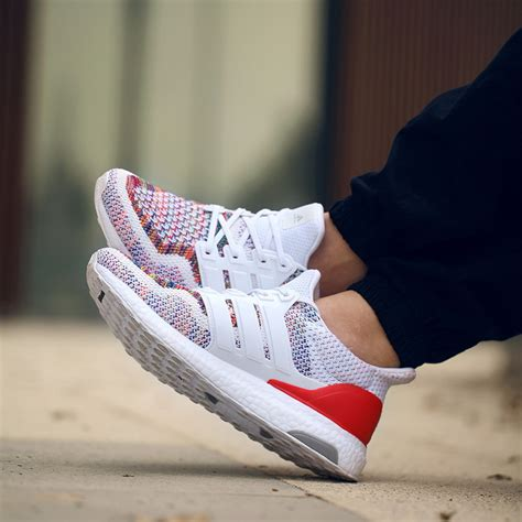 adidas ultra boost multicolor adidas ultra boost multicolor white red sneaker bar detroit