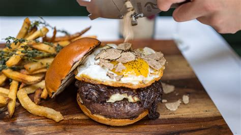 Is Backyard Burger Expensive A Guide To New York S Ultra Luxe Hamburgers Eater Ny