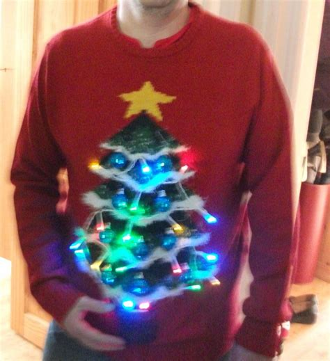 novelty light up christmas jumpers christmas decore