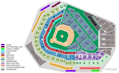 fenway park seating views fenway park boston ma seating chart view