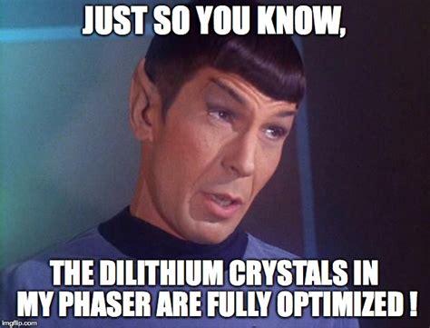 Meme Generator Star Trek - spock imgflip