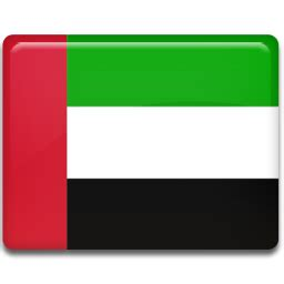 Arabic Flag Set 3in1 united arab emirates icon flag icons softicons