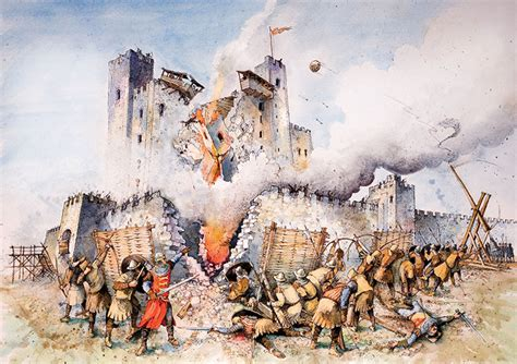 siege emperor the siege of rochester history today