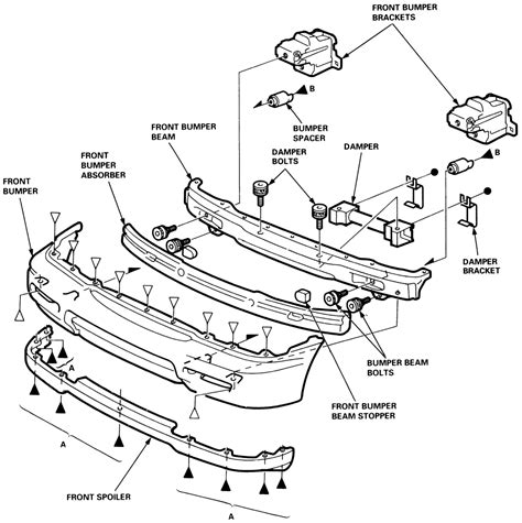 repair guides exterior bumpers autozone