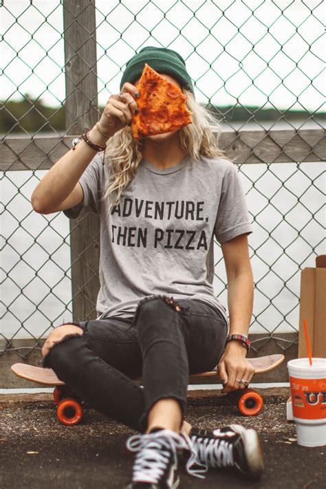 adventure  pizza sounds   perfect plan
