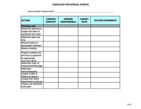 wedding checklist excel template wedding checklist