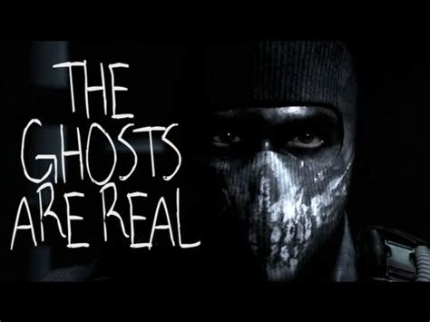 The Appartion by Xpertthief The Ghosts Are Real Call Of Duty Ghosts Rap