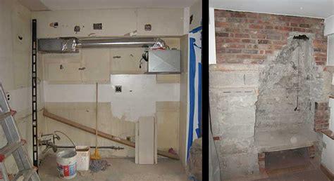 Chimney Installation In Kitchen by Kitchens Dining Wr Mann Architecture Interior Design
