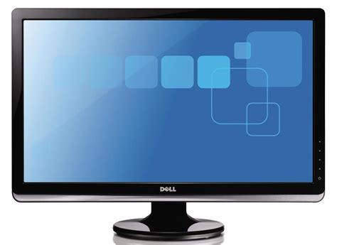 Monitor Lcd Pc dell 24 quot dvi hdmi 1080p widescreen led lcd computer